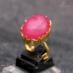 Ruby Signet Ring