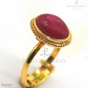 Popular Ruby Ring