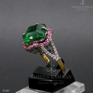 Emerald Portrayals