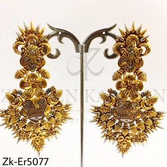 Royal Splendor Earrings