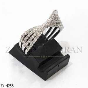 Designer Curve Shape Ring