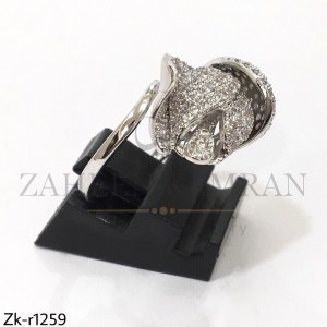 Designer Flower Shape Ring