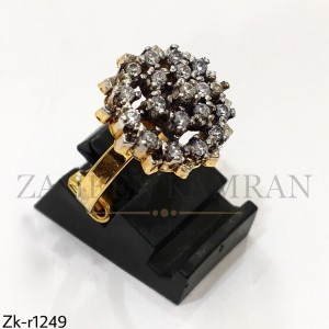 American Zircon Ring