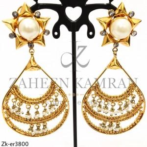 Star Shaped Fancy Earrings